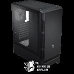 Гейминг конфигурация Fortron, MSI H410M A Pro, Intel Core i5-10400F, 8GB RAM,Radeon RX 580 8G, SSD, HDD