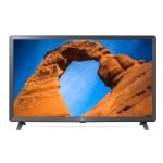 "LG 32LK6100PLB, 32"" LED Full HD TV, 1920x1080, DVB-T2/C/S2, Smart webOS 4.0,ThinQ AI,Virtual Surround Plus,WiFi 802.11ac, Active HDR,HDMI, CI, LAN, WIDI, Miracast, USB, Bluetooth,2 Pole Stand, Black"