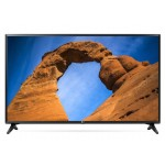 "LG 43LK5900PLA, 43"" LED HD TV, 1920x1080, Dynamic Colour, Resolution Upscaler, DVB-T2/C/S2, Smart webOS 4.0, HDMI, CI, LAN, USB, 2 Pole Stand, Black"
