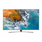 "Samsung 55"" 55NU7472 4K UHD LED TV, SMART, HDR, 1300 PQI, Mirroring, DLNA, DVB-T2CS2, WI-FI, 3xHDMI, 2xUSB, Black"