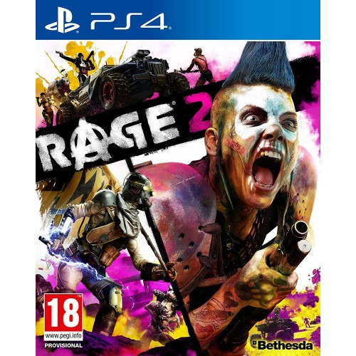 RAGE 2   PS4 - MegaComp.bg