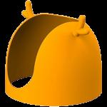 Silicon Cover-orange for Ranger 2