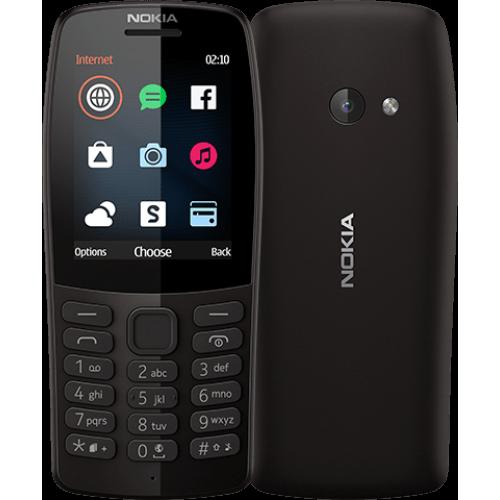 NOKIA 210 DS BLACK