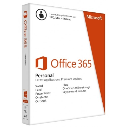 OFFICE 365 PERSONAL EDITION - MegaComp.bg