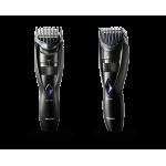 Тример за брада Panasonic ER-GB37-K503, Миещ се, 1-10мм, 19 стъпки, Черен