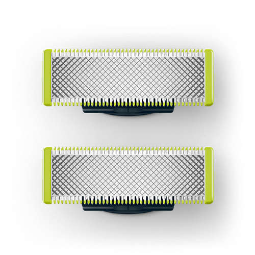 Philips OneBlade Сменяемо ножче 2бр, Приляга на всички дръжки на OneBlade - MegaComp.bg