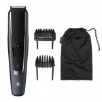 Philips Тример за подстригване на брада series 5000, 0, 2 mm прецизни настройки, Самонаточващи се метални ножчета, До 90 мин употреба/1 час зареждане, Система Lift & Trim PRO - MegaComp.bg