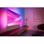 Philips 65 THE ONE, 4K UHD LED Android TV, DVB-T/T2/T2-HD/C/S/S2, 3-странен Ambilight , Индекс на качеството на образа 1700, HDR 10+, Видео процесор P5 Perfect Picture - MegaComp.bg