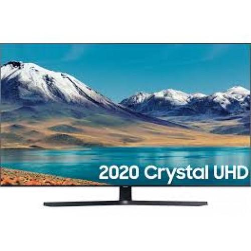 Samsung Smart TV 50 50TU8502 4k UHD LED, 3840 x 2160, 2100 PQI, HDR 10+, Dolby Digital Plus, DVB-T2CS2, PIP, 3xHDMI, 2xUSB, LAN, Wireless, Bluetooth, Bixby, Alexa, Coogle Assist, Black - MegaComp.bg