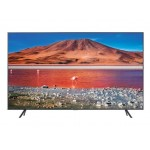 Samsung Smart TV 70 70TU7172 4k UHD LED, 3840 x 2160, 2000 PQI, HDR 10+, Dolby Digital Plus, DVB-T2CS2, PIP, 2xHDMI, 1xUSB, LAN, Wireless, Bluetooth, Carbon Silver - MegaComp.bg