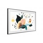 Samsung The Frame Smart TV 55 55LS03T 4k QLED, 3840 x 2160, 3400 PQI, Quantum HDR 10+, Dolby Digital Plus, DVB-T2CS2, PIP, 4xHDMI, 2xUSB, LAN, Wireless, Bluetooth, Bixby, Charcoal Black - MegaComp.bg