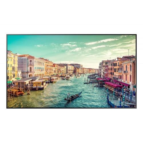 Samsung LFD QM65R , 65 professional display , 4k UHD 3840x2160 (16:9) 24/7, Contrast: 4000:1, Viewing Angle: 178/178, Brightness: 500 cd/m2, Video: 2xHDMI, DVI-D, Display Port, HDCP2.2, 2xUSB, Audio: Stereo Mini Jack - MegaComp.bg