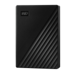 HDD 4TB USB 3.2 (Gen 1) MyPassport Black (3 years warranty) NEW